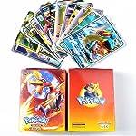 (89 GX+10 Trainer)100 Pcs Pokemon GX Cards EX MEGA Energy Trainer Cards