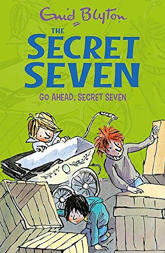 Go Ahead, Secret Seven: Book 5