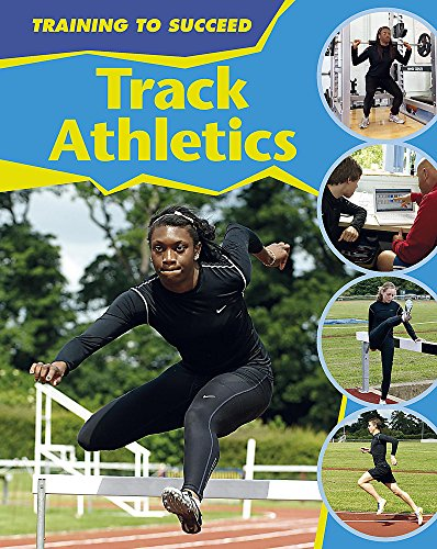 Track Athletics (Training to Succeed) por Rita Storey