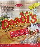 #1: Daadi's Plain Khakhra, 180g
