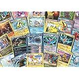 100 Assorted Pokemon Cards with Foils & Bonus Promo!