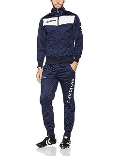 IAC Completo Uomo GIVOVA T-Shirt e Pantaloncino Cotone Art.G302