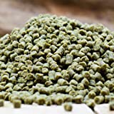 Karpfenangeln-Pellet-Heilbutt, Lachs, grün, Karpföl, 2kg, bis 50kg, Halibut pellets 12.55kg