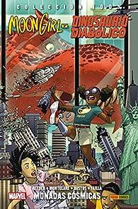 Moon Girl y Dinosaurio Diabólico 2. Monadas cósmicas par  Varios autores