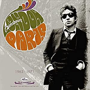 Gainsbourg London Paris 1963 - 1971