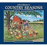 John Sloane's Country Seasons Calendar: 30th Annual Collection