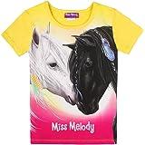 Miss Melody niñas T-Shirt, Camiseta, Amarillo