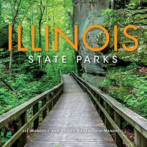 Illinois State Parks (English Edition)