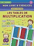 Telecharger Livres Mon livre d exercices avec poster Les tables de multiplication (PDF,EPUB,MOBI) gratuits en Francaise
