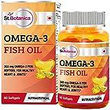 St.Botanica 300mg Omega 3 Fish Oil 1000m...