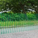 DEMA Schutznetz / Bauzaun 30x1 Meter...