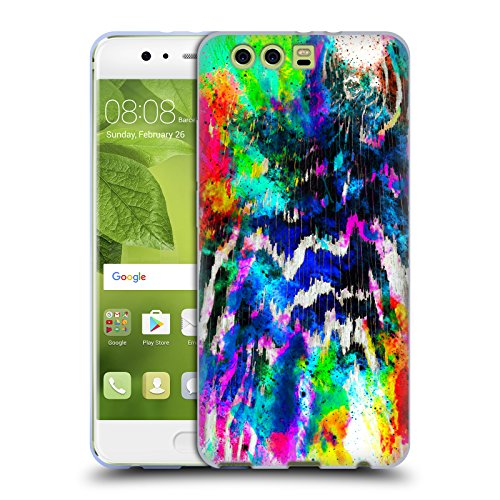 ufficiale-caleb-troy-zebra-in-technicolor-vivido-cover-morbida-in-gel-per-huawei-p10-plus
