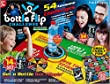 Bottle Flip Challenge Family Deluxe Board Game - 54 Bottle Flipping Challenges! - Ideal for Xmas Partys! - 2-6 Players by Tooltime®