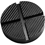 YIXISI Universal Floor Jack Rubber Pad, Jack Pad Adapter, Pinch Weld Side Frame Rail Protector Puck/Pad