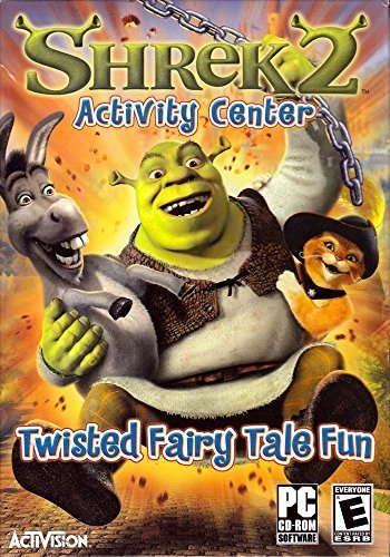 Shrek 2 Activity Center - PC by Activision