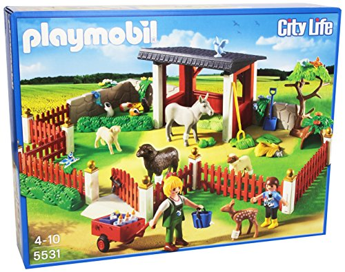 Playmobil Veterinaria - Estación de...