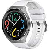 Huawei HCT-B19 GT2e Series Water Resistant Smart Watch - Icy White