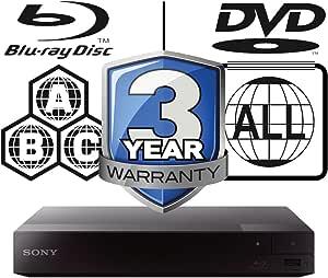 Sony Bdp S1700 Multi Region All Zone Code Free Blu Ray Elektronik