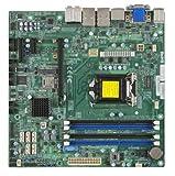 Supermicro MBD-X10SLQ-B Mainboard LGA 1150 (DDR3 Speicher, 1x PCI-e 3.0, 6x SATA III, 4x USB 3.0)