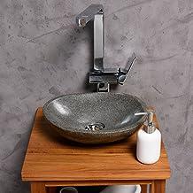 Waschbecken rund stein  Suchergebnis auf Amazon.de für: Waschbecken Aus Stein