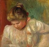 Das Museum Outlet–Büste von A Girl, 1900–Leinwand Print Online kaufen (101,6x 127cm)