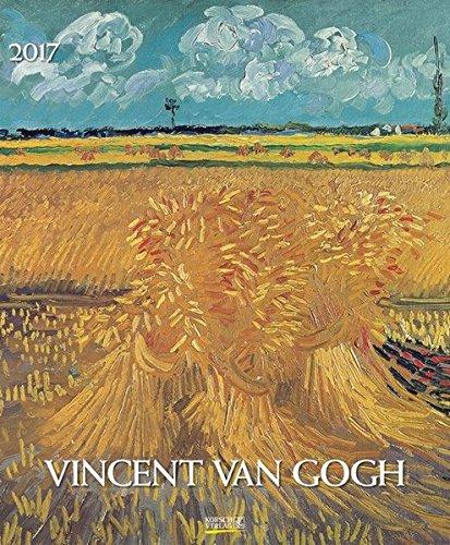 Vincent van Gogh 2017: Kunst Art Kalender
