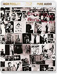 Rolling Stones - Exile On Main Street (BRD audio) [Blu-ray]