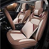 SP Autositzbezüge Sitzbezüge Textil Für Universal Alle Jahre Alle Modelle, beige
