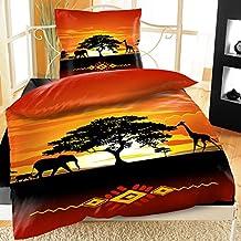 Bettwasche Afrika Style