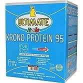 Krono Protein 95-4 Proteine Del Latte, Albume d'Uovo, Proteine Isolate Della Soia - 5 Aminoacidi - Massimo Valore… - 61MKReU2SkL. SS166