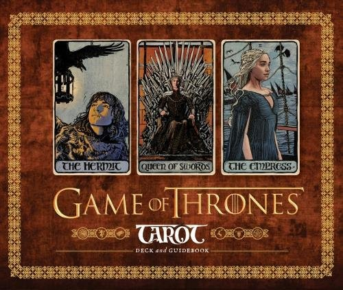 Game of thrones tarot par Chronicle Books
