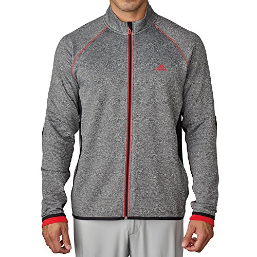 Adidas Men's Climaheat Full-Zip Jacket