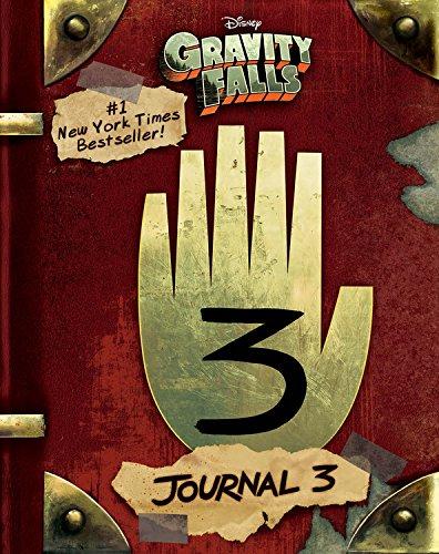 Gravity Falls Journal 3 editado por Penguin