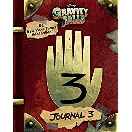 Gravity Falls Journal: 3