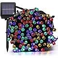 200 led solar string lights