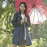 QFF Regenmantel Weibliche Erwachsene Auf Fuß Wasserdichte Poncho Lange Abschnitt Breathable Mode Windbreaker (Farbe : #2, größe : L)