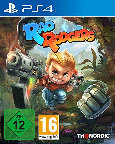 Rad Rodgers - [PlayStation 4] - Von 4 Rad-satz