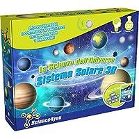 Science4you La Scienza dell'Universo, Sistema Solare 3D
