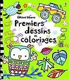 Image de Premiers dessins et coloriages