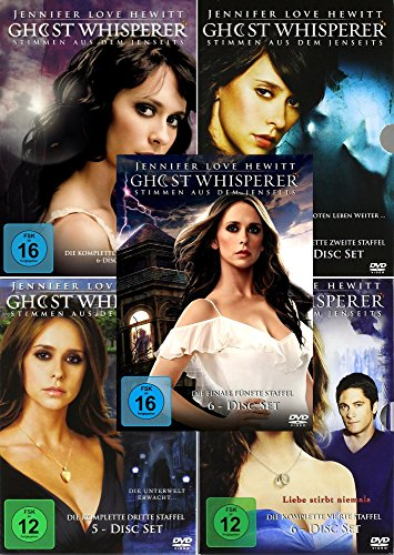 Ghost Whisperer Staffel 1-5 Set - 5 Tv-season Mad Dvd