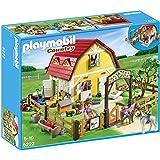 Playmobil - Granja: rancho de ponis (5222)