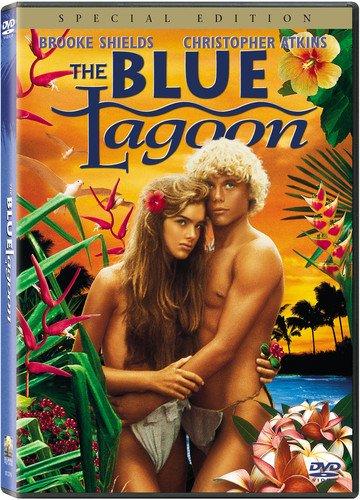 Blue Lagoon  DVD   1980   Region 1   US Import   NTSC