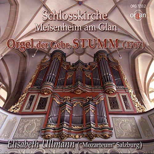 Orgel der Gebrüder Stumm (Schlosskirche Sankt Wolfgang, Meisenheim am Glan)