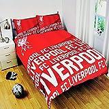 Liverpool F.C. Double Duvet Set ST