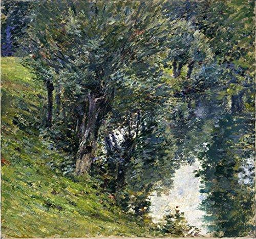 odsanart-20-x-19-impressionismus-post-sonstige-der-strathwood-brook-kollektion-von-theodore-robinson