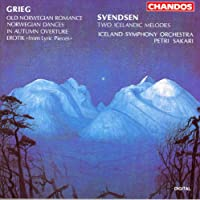 Grieg: Old Norwegian Romance With Variations / Norwegian Dances / Svendsen: 2 Icelandic Melodies