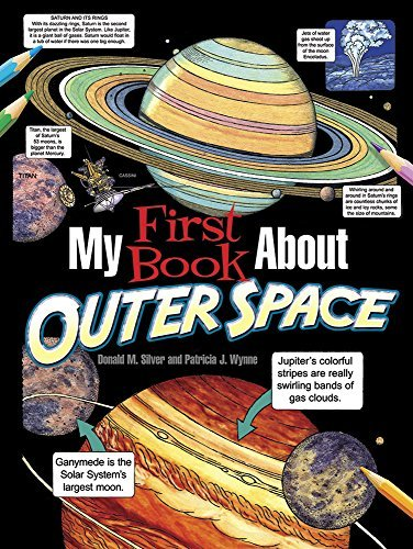 My First Book About Outer Space (Dover Coloring Books for Children) by Patricia J. Wynne (2015-02-18)