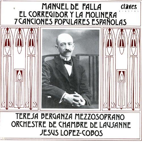 Siete Canciones Populares Españolas: V. Nana: Berceuse