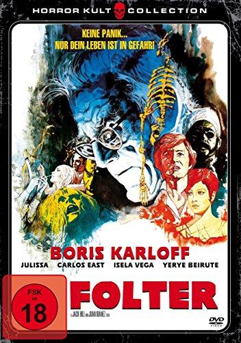 Folter - Boris Karloff