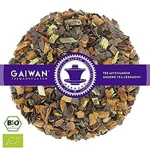 """N° 1387: Tè alle erbe biologique in foglie""""Cioccolato"""" - 100 g - GAIWAN GERMANY - tisana alle erbe, tisane in foglia, tè bio, cacao, mela, anice, finocchio, liquirizia"""